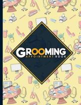 Grooming Appointment Book