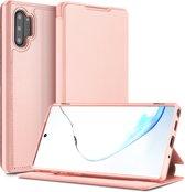 Samsung Galaxy Note 10 Plus hoes - Dux Ducis Skin X Case - Roze
