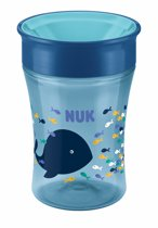NUK 10255248 Magic cup 230ml, Blauw