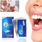 Advanced Ultra Witte 3D NON PERIOXIDE 14 paar professionele Whitening strips voor nog wittere tanden, verbeterde formule.