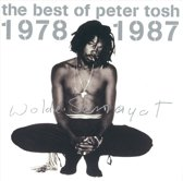 The Best Of Peter Tosh 1978-19