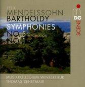 Symphonien No.1 & 5