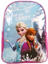 Disney Frozen Anna, Elsa & Olaf Rugzak - Kinderen - Roze