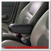 Armsteun Kamei Volkswagen Fox (5Z) Leer premium zwart 2005-2011