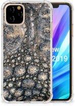 Apple iPhone 11 Pro Case Anti-shock Krokodillenprint
