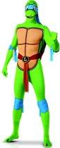 2nd Skin TMNT Leonardo - Kostuum Volwassenen - Maat M - 48/50