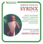 Syrinx joue Bach, Mozart, Quantz