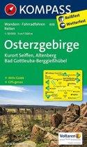 Kompass WK808 Osterzgebirge
