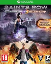 Xbox One Saints Row Re-elected