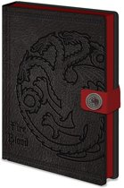 Game of Thrones Targaryen - Premium A5 Notitieboek