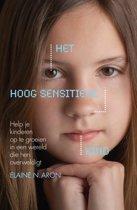 Omslag van 'Het hoog sensitieve kind'