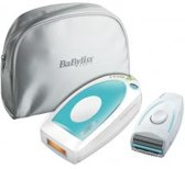 BaByliss paris G972PE Laserontharingsapparaat met ladyshave - Homelight Essential kit- Met een luxe opberg etui