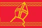 Officiele Sinterklaasvlag 150x225cm de enige echte