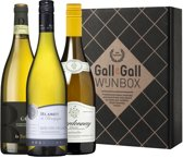 Gall & Gall Wijnbox Classic White - Witte Wijn - 3 x 75 cl