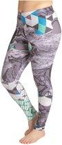 ZUMPREMA Work Out Green Sport Legging