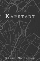 Kapstadt Reise Notizbuch