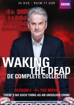 Waking the dead complete collection 1-9
