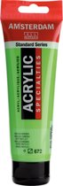 Amsterdam Standard acrylverf tube 120ml - Reflexgroen - halftransparant