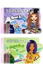 Superstyle design boek XL verkrijgbaar i