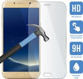 Sterke screenprotector voor Samsung  Galaxy J5 2017 2.5D 9H tempered glass