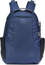 Pacsafe Metrosafe LS350 - Anti diefstal Backpack - 15 L - Blauw (Deep Navy)