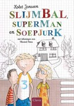 Slijmbal, superman en soepjurk