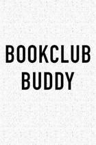 Bookclub Buddy