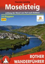 Moselsteig - entlang der Mosel von Perl nach Koblenz WF Rother