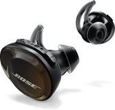 Bose Soundsport Free - in-ear oordopjes- Zwart