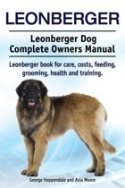 Leonberger. Leonberger Dog Complete Owners Manual