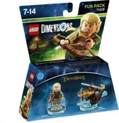 LEGO Dimensions - Fun Pack - Lord of the Rings: Legolas (Multiplatform)