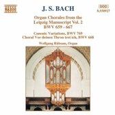 Bach J.S.:Organ Chorales Vol.2