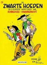 Robbedoes & Kwabbernoot: 003 De zwarte hoeden