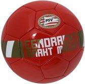 PSV Voetbal Logo Rood Wit