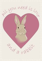 All You need is love and a rabbit