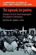 Cambridge Studies in Oral and Literate Culture