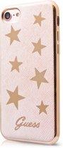 iPhone hoesje roze/goud