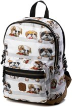 Pick & Pack Dogs - Rugzak - White Multi