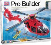 Mega Bloks Rescue Helikopter Bouwset - Constructiespeelgoed