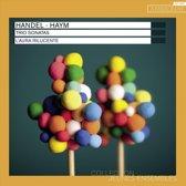 Handel - Haym: Trio Sonatas