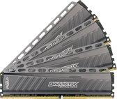 Ballistix Sport LT 16GB Kit DDR4 4GBx4 2666 DIMM 288pin grijs