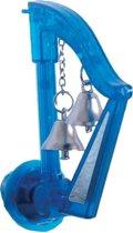 Speelgoed parkietspeelgoed harp+spiegel+bel