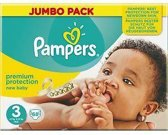 Pampers new baby maat 3 68 st