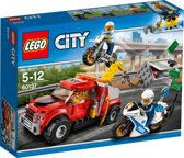 LEGO City Sleeptruck Probleem - 60137