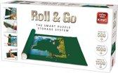 King ROLL&GO - Puzzelrol Opbergsysteem - Tot 1500 Stukjes - Puzzelmat