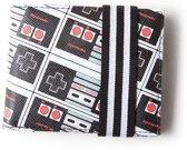 NES - Controller AOP Bifold Wallet