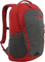 The North Face Vault rugzak 15 inch cardinal red