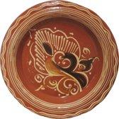 Oriental&More - Marokkaanse schaal - Hand beschilderd - 38 cm