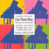 Anderson - Copland: Piano Works, Gershwin: An