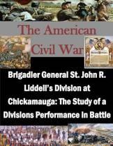 Brigadier General St. John R. Liddell's Division at Chickamauga